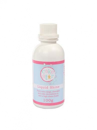 Cake Star Liquid Shine Glaze 100g