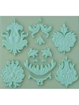 Design Element 1 Silicone Mould
