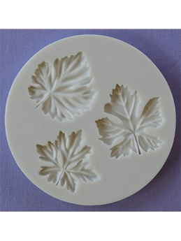 Leaves Fantasy 1 Silicone Mould