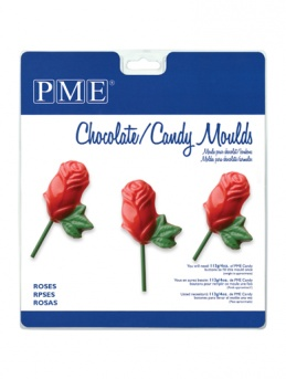 Roses PME Candy and Lollipop Mould