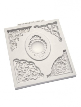 Katy Sue Mould - Decorative Corner Collection
