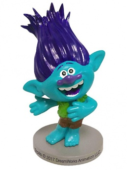 Trolls Cake Decoration Topper - Branch