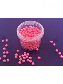 Pearl Pink - Sugar Pearls 7mm - 90g