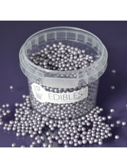 Shimmer Bilberry (Lilac) - Pearls - 80g