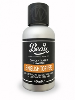 English Toffee Concentrated Flavouring 40ml