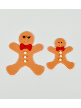 FMM Cutter - Gingerbread People