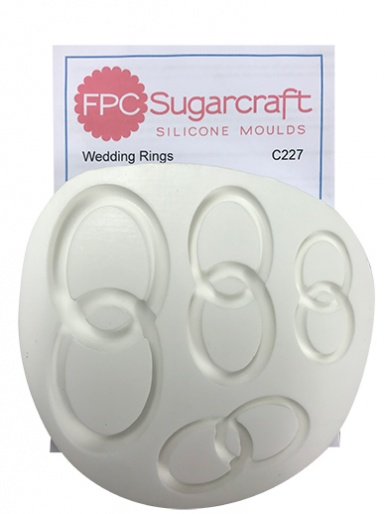 Wedding Rings Silicone Mould