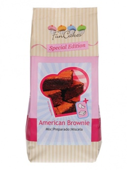 *Special Edition* FunCakes Mix for American Brownie, 500g