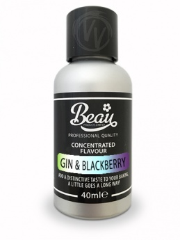 Gin & Blackberry Concentrated Flavouring 40ml - Limited Edition