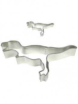 DINOSAUR Cookie & Cake Cutters Set of 2