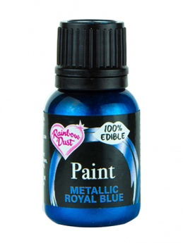Rainbow Dust Paint - Metallic Royal Blue