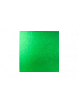 Square Thick Cake Board Drum - Green