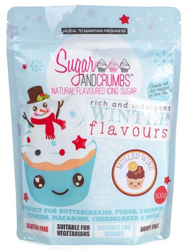 Mulled Wine Icing Sugar 500g