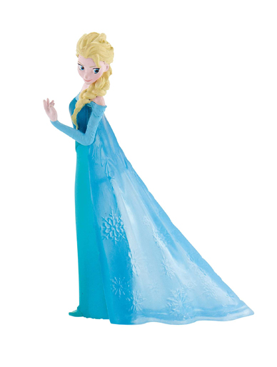Frozen Elsa Cake Topper Figurine The Vanilla Valley