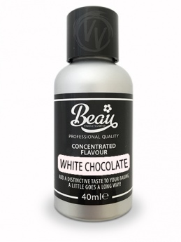 White Chocolate Concentrated Flavouring 40ml
