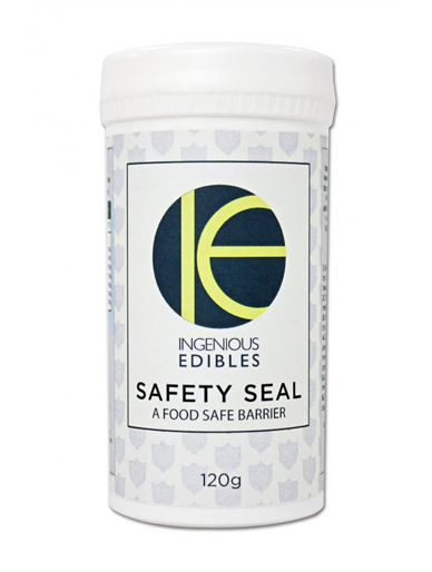 Safety Seal by Ingenious Edibles