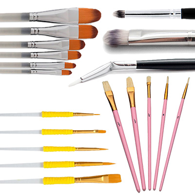 Decorating Brushes