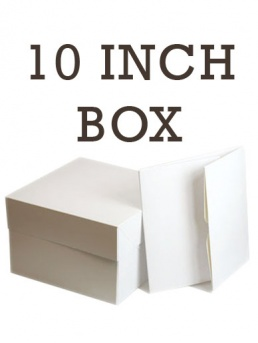 10 Inch Box - Multi-Buy