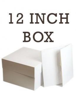12 Inch Box - Multi-Buy