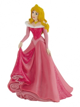 Aurora Sleeping Beauty Cake Topper / Figurine