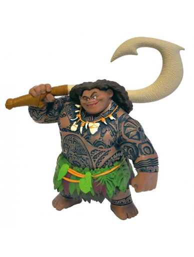 Demi-God Maui from Moana Cake Topper / Figurine