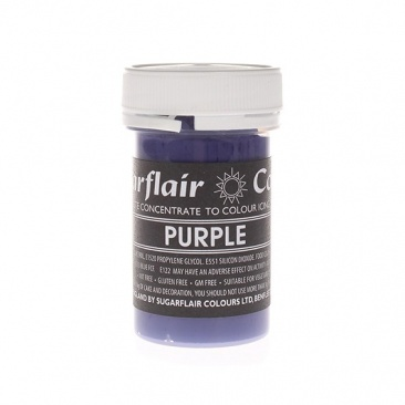 Sugarflair Pastel Paste - Purple