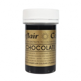 Sugarflair Spectral Paste - Chocolate