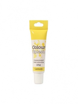 Colour Splash GEL - LEMON