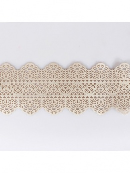 House of Cake Edible Cake Lace - Vintage Pearl