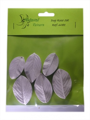 Dog Rose Leaf Veiner Set