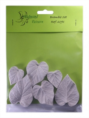Bramble Leaf Veiner Set