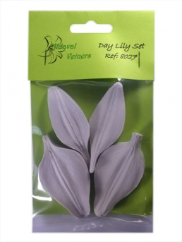 Day Lily Petal Veiner Set