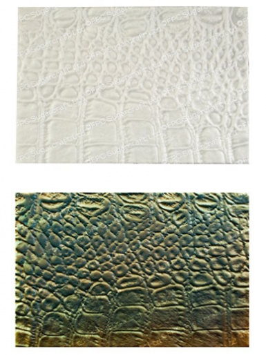 Alligator Skin Silicone Impression Mat