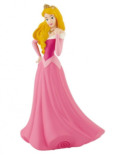 Aurora with Tiara from ''Sleeping Beauty'' - Cake Topper / Figurine