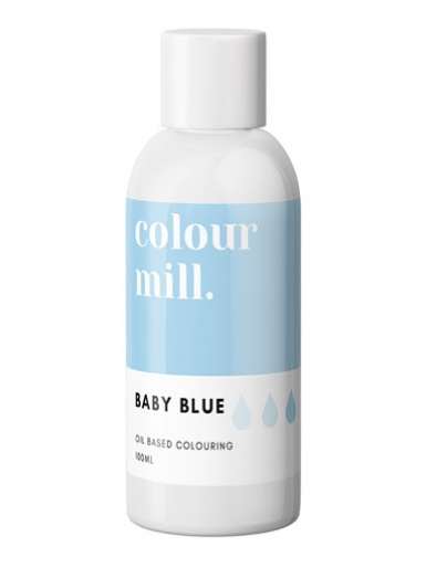 Colour Mill - Oil Based Colour - BABY BLUE 100ml