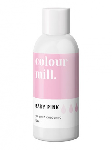 Colour Mill - Oil Based Colour - BABY PINK 100ml