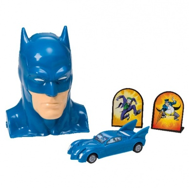 Batman to the Rescue Signature Decoration Set