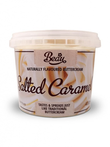 Beau Buttercream 400g - Salted Caramel