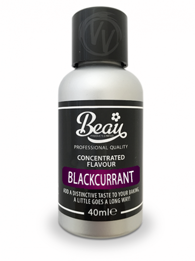 Blackcurrant Concentrated Flavouring 40ml