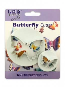 Butterfly Cutter (set of 2)