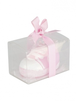 Baby Trainer Candle in Pink