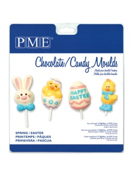 Spring / Easter PME Candy and Lollipop Mould