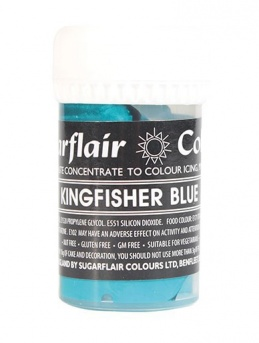 Sugarflair Pastel Paste - Kingfisher Blue
