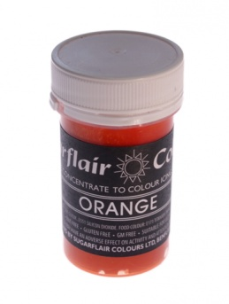 Sugarflair Pastel Paste - Orange