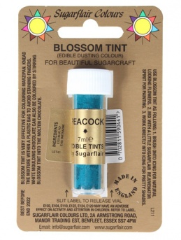 Blossom Tint - Peacock