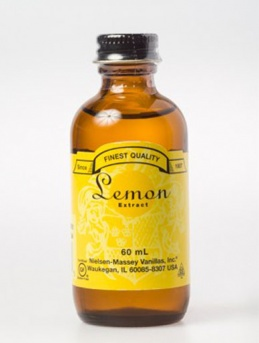 Nielson Massey Lemon Extract 60ml