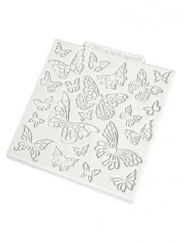 Katy Sue Mould - Design Mat - Butterfly