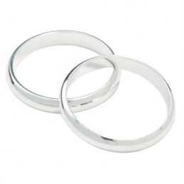 Wedding Ring - Silver
