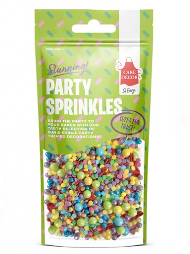 Cake Décor PARTY Sprinkles 50g