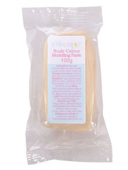 Cake Star Modelling Paste Nude 100g